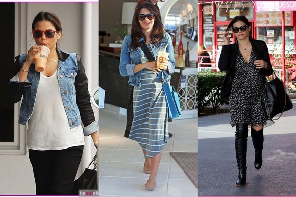 Jenna Dewan-Tatum's Down To Earth Maternity Style